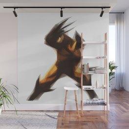 Wolverine Wall Mural
