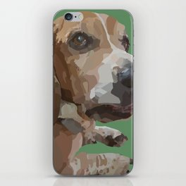 George the Basset Hound iPhone Skin