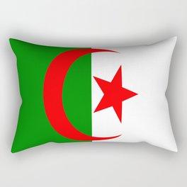Flag of Algeria Rectangular Pillow