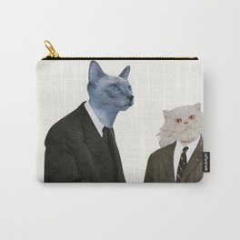 Cat Chat Carry-All Pouch