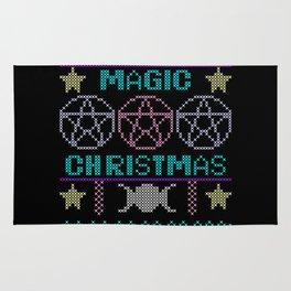 Ugly sweater Magic Christmas Rug