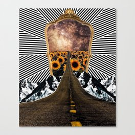 Road to Heaven, 2018 Canvas Print