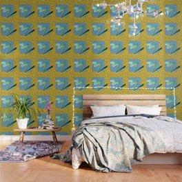 wave particle bounce Wallpaper