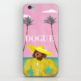 Dogue - Beverly Hills iPhone Skin