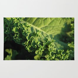 Beauty of Kale Rug