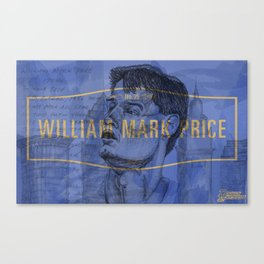 William Mark Price Canvas Print