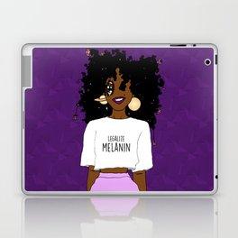 LEGALIZE MELANIN (D) Laptop & iPad Skin