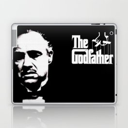 The Godfather Movie Artwork for Prints Posters Tshirts Men Women and Kids Laptop & iPad Skin