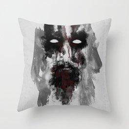 Gaahl Throw Pillow