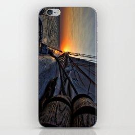 Sunset Sail iPhone Skin