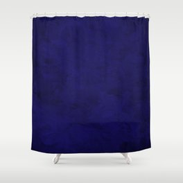 Deep Blue Impressions Home Decor Shower Curtain