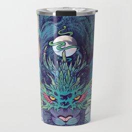 Spectral Cat Travel Mug