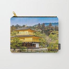 The Golden Pavilion Japan Carry-All Pouch