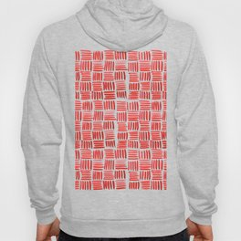 Red Parquet Hoody