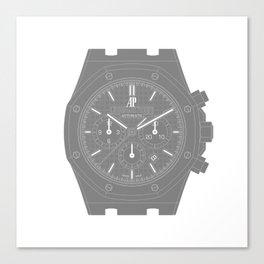 Audemars Piguet - Royal Oak Chronograph - 26331ST.OO.1220ST.01 Canvas Print