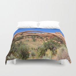 Beautiful Landscape Arch Duvet Cover