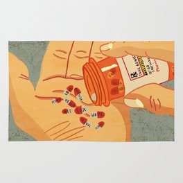 RX for Life Rug