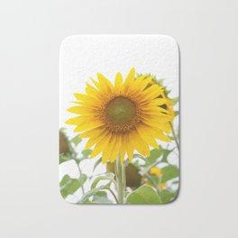 Sunflower #1 #decor #art #society6 Bath Mat