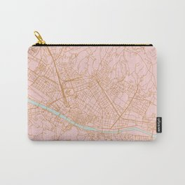 Firenze map Carry-All Pouch