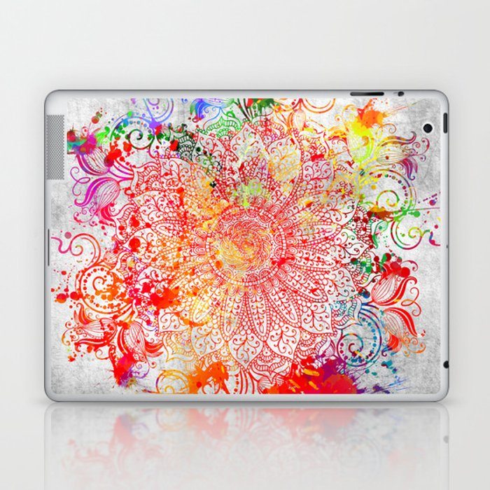 Vandal Laptop & iPad Skin