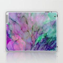 ALCOHOL INK Cvb Laptop & iPad Skin