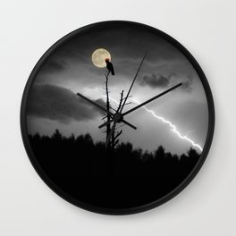 """POTUS Trump has something to crow about: """"There is no collusion"""". Wall Clock"""