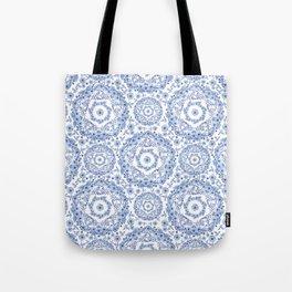 Blue Rhapsody Tote Bag