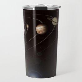 the solar system Travel Mug