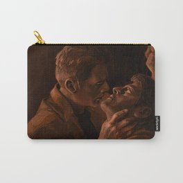 Destiel. Holy Hell Carry-All Pouch