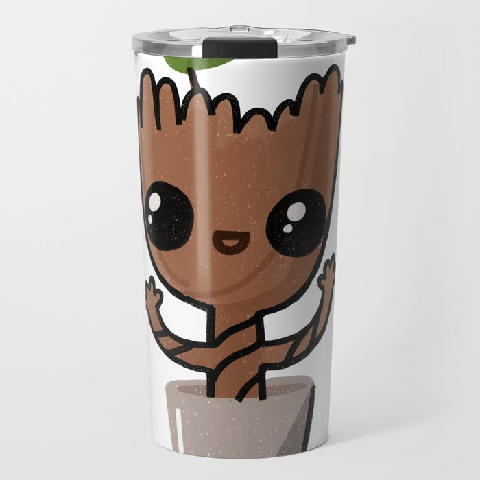 Hello, little tree! Travel Mug