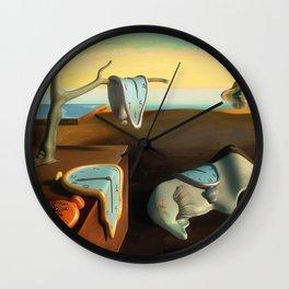 Persistence of Memory Wall Clock