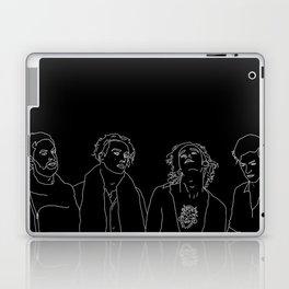 MATTY // ROSS // GEORGE // ADAM Laptop & iPad Skin