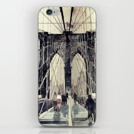 Brooklyn Bridge iPhone Skin