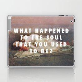 Rogelio de Egusquiza, Tristan und Isolde (1915) / Halsey, Ghost (2014) Laptop & iPad Skin