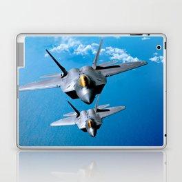 Lockheed Martin F-22 Raptor Laptop & iPad Skin