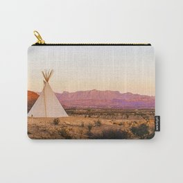 Tipi / Texas Carry-All Pouch