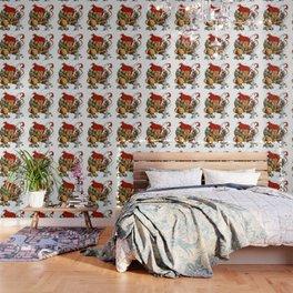African Lion-O Wallpaper