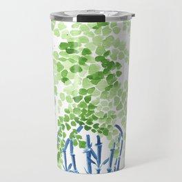 Ginger Jar + Maidenhair Fern Travel Mug