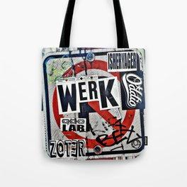 WERK Tote Bag