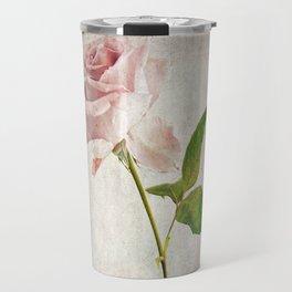 English Tea Rose  Travel Mug