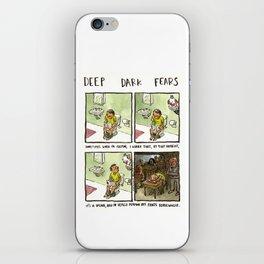 Deep Dark Fears 94 iPhone Skin