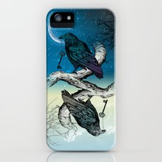 Raven's Key Night+Day iPhone (5, 5s) Slim Case