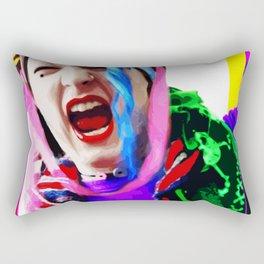 Tank Girl Lucy Rectangular Pillow