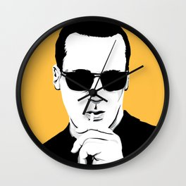 Mad Men Wall Clock