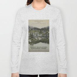 Mount Revelstoke National Park Long Sleeve T-shirt
