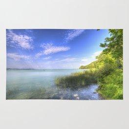 Lake Balaton Summer Rug