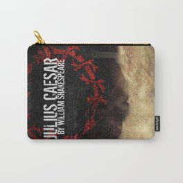 Julius Caesar by William Shakespeare, Milwaukee 2016 Carry-All Pouch