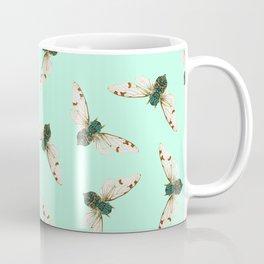 Cicada Jewels Coffee Mug