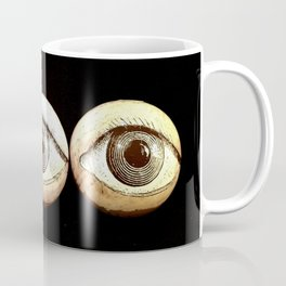 Three Eyes Watching You, Eyeballs Coffee Mug