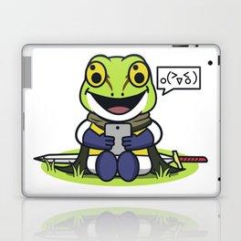 A Happy Glenn Laptop & iPad Skin